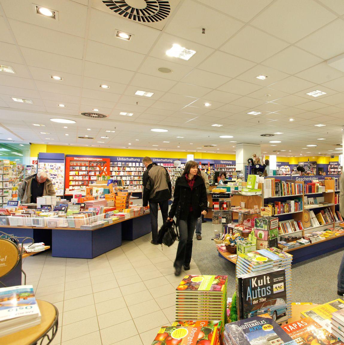 City Galerie Bad Hersfeld Hoehlsche Buchhandlung